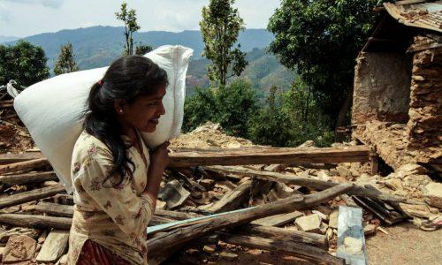 nepal food relief
